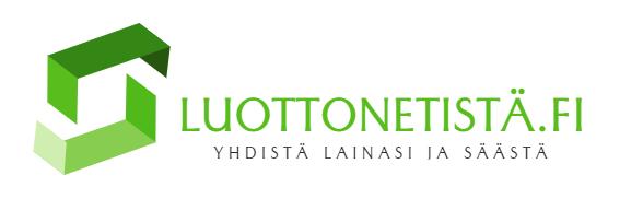 Luottonetistä logo